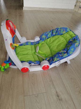 mata dla dzieci grająca, chicco interaktywna leżaczek
