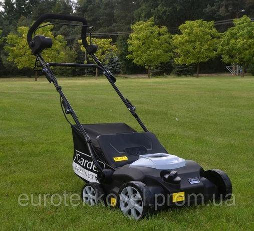 Аератор-скарифікатор аэратор для газона вертикулятор GARDENLINE Новый