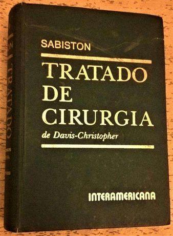 Sabiston Tratado de Cirurgia Davis-Christopher