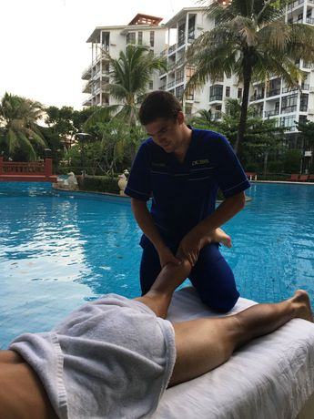 Rehabilitacja / Masaż / Fizjoterapia