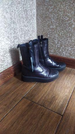 Сапоги ботинки зима Masheros 35