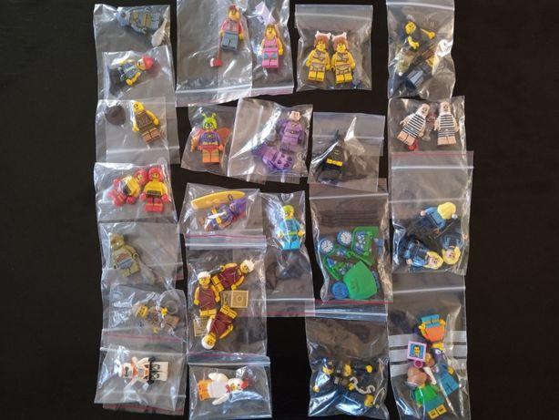 Minifiguras LEGO de Séries variadas