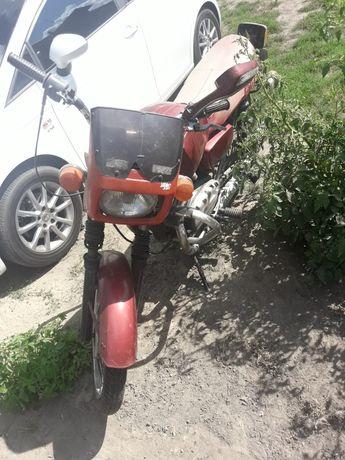 Продам мотоцикл,чезет 12 вольт