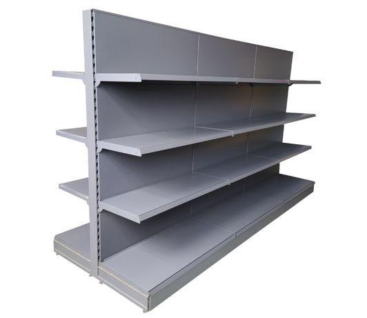 regały metalowe sklepowe uzywane