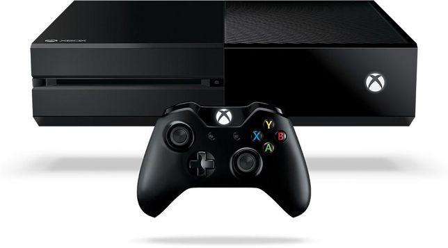Xbox one . Z Padem i pełnym okablowaniem