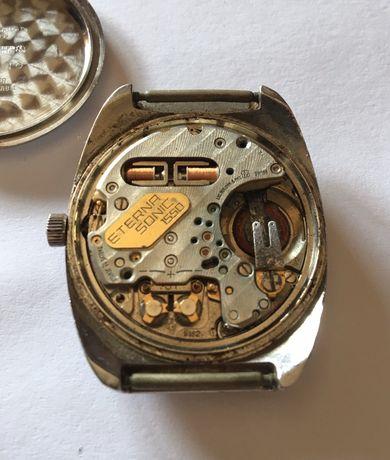 Relógio Eterna Sonic electrocic movimento ESA 9162