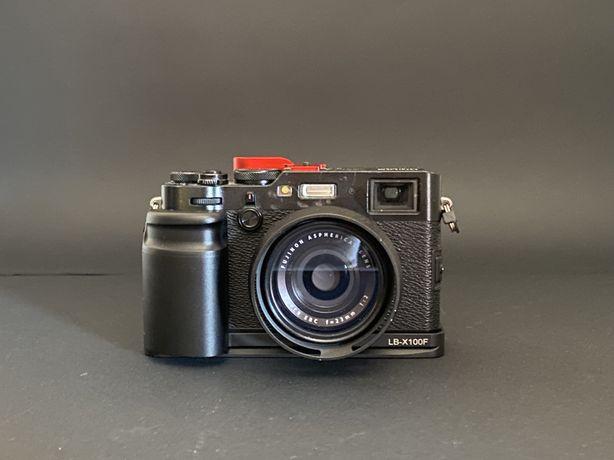 Fujifilm X100F + acessorios