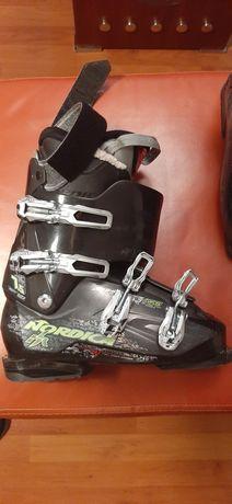 Buty narciarskie NORDICA męskie + pokrowiec na buty