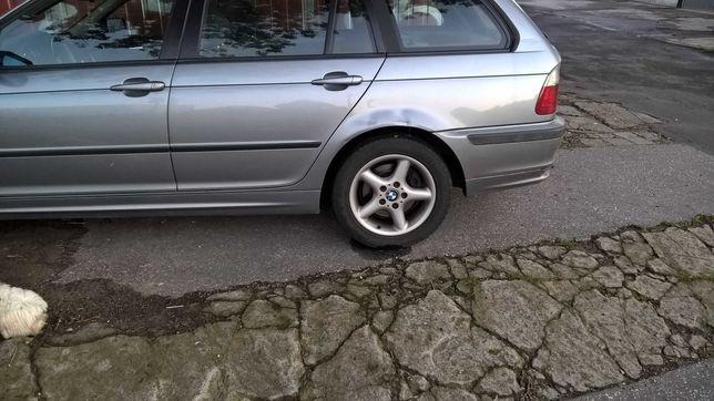BMW Seria 3 BMW E46 2.0 diesel kombi