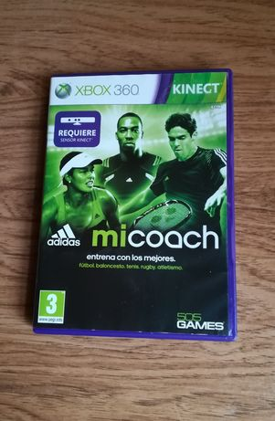 Adidas Trener Kinect Xbox 360