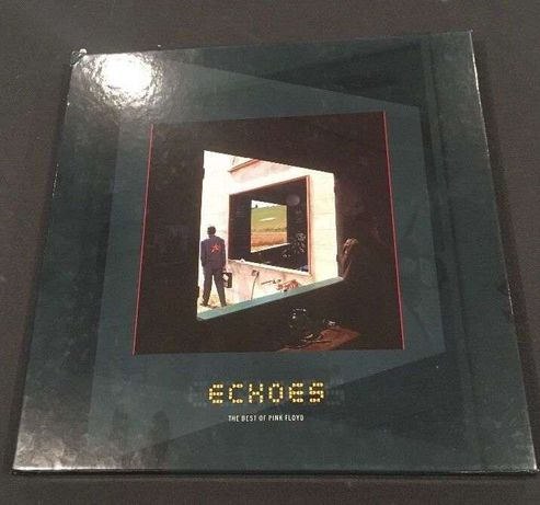 Pink Floyd - Echoes: The Best Of Pink Floyd (4LP Box Set, 2001)