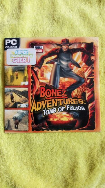 Bonez adventures
