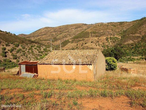 Quinta em Monchique - Alferce, com eletricidade ribeira e...
