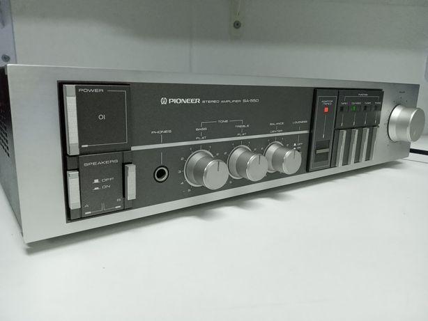 PIONEER amplificador SA-550
