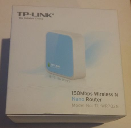 Router TL-WR702N