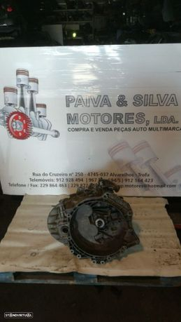 Caixa Velocidades Fiat Ducato 3.0 6 Velocidades
