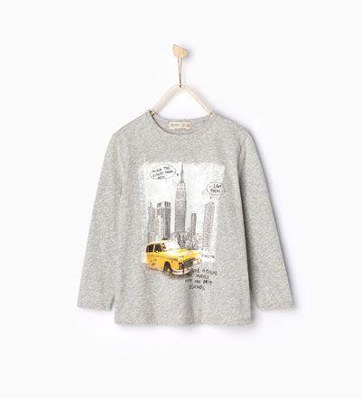 Bluzeczki Zara r.104