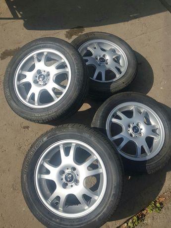 Диски с резиной на mini  купер 4×100 R16 Bridgestone ecopia 205/55R16