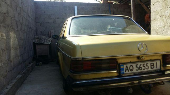 Mersedes Benz w123