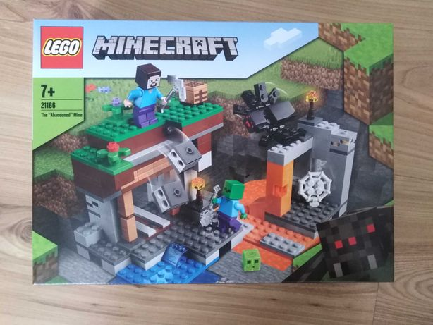Klocki lego 21166 Minecraft