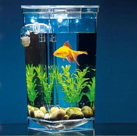 Самоочисний акваріум
