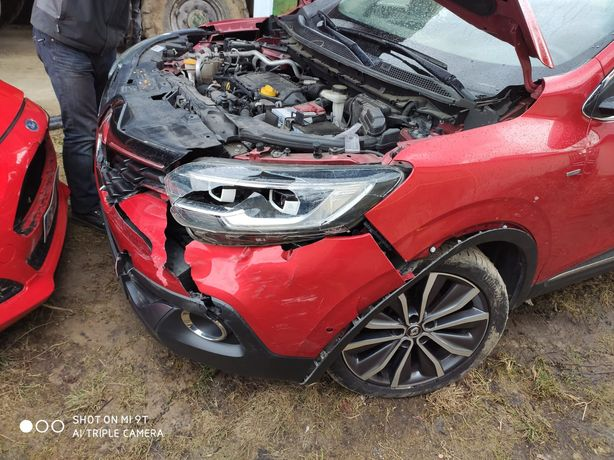 Renault kadjar 4x4 Bose Led