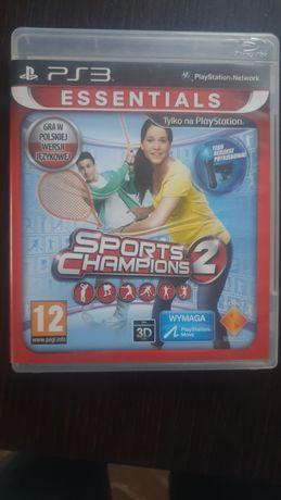 Gra na PlayStation PS 3 sports champions 2