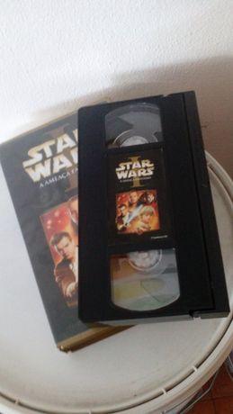Star Wars Cassete de Video Vhs