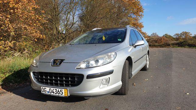 Peugeot 407 kombi