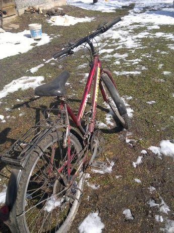 Rower MTB górski niemiecki