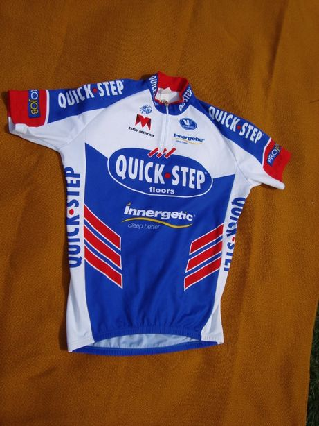koszulka rowerowa Wermaac -Quic Step roz XL-Super