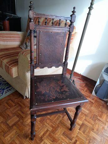 Duas cadeiras D.Luis