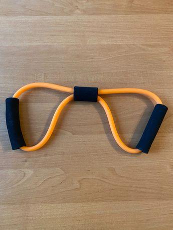 Elastyczna guma do ćwiczeń