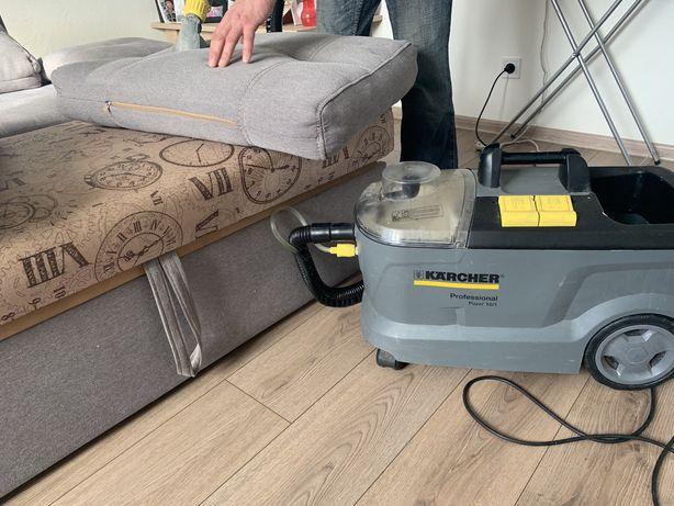 Химчистка /чистка мягкой мебели; диванов, матрасов ,стульев ,кресел