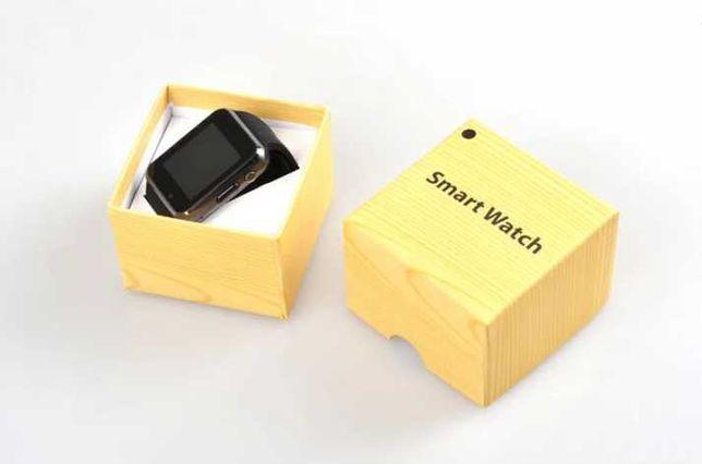 Сенсорные смарт часы Smart Watch A1 со Слотом под SIM карту