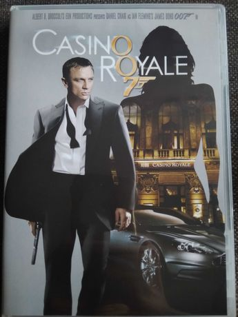 Casino Royal dvd