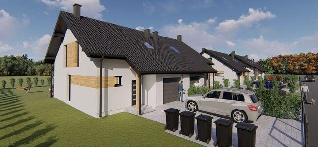 Nowy dom bliźniak Opatowice !
