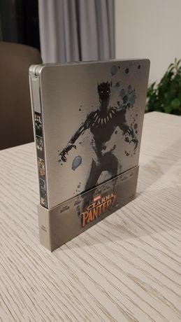 Blu Ray Czarna Pantera metalbox