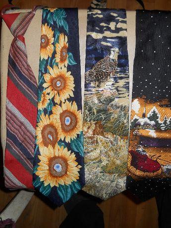 галстук мужской