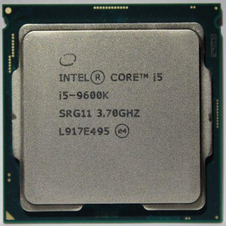 Intel Core i5-9600K 9-th Gen