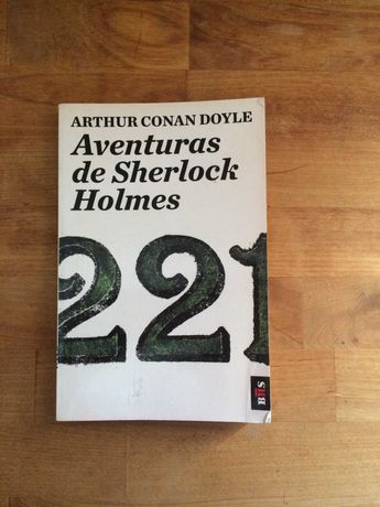 Aventuras de Sherlock Holmes - Artur Conan Doyle