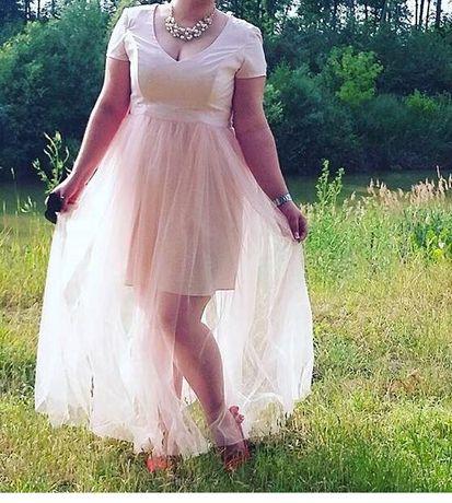 Продам плаття з фатіну!