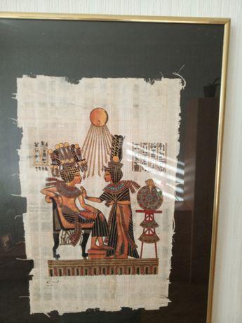Obrazy -motyw egipski