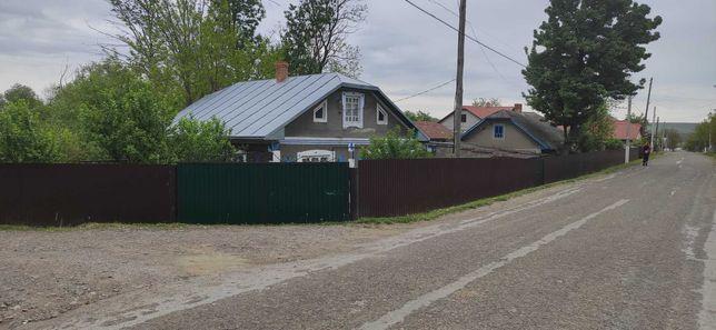 Господарство в селі Кліводин