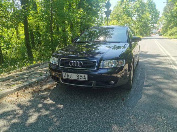 Audi A4B6 1.8T oryginalny przebieg