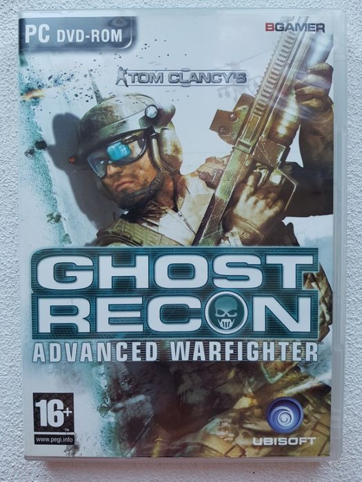 Ghost Recon Advanced Warfighter PC Odemira - imagem 1