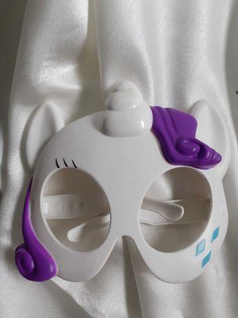 My Little pony dwie maski na prezent