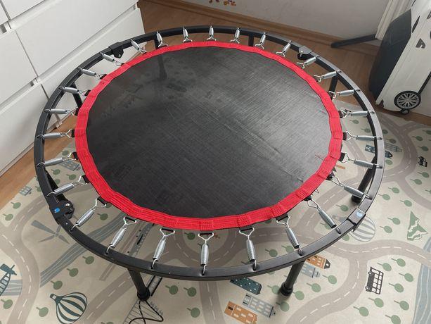 Trampolina Fitness z uchwytem 121cm