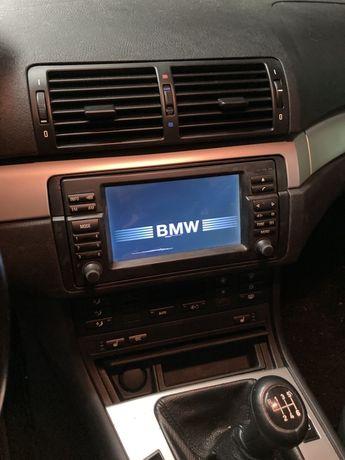 Radio Bmw E 46 GPS