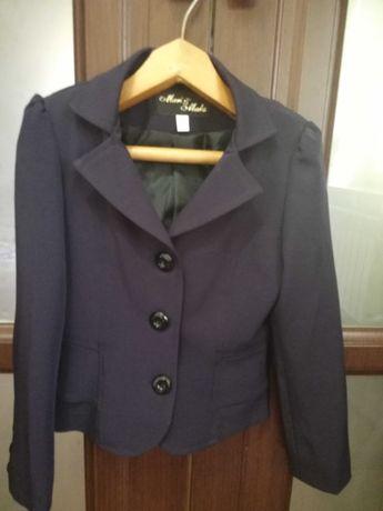 Школьный пиджак на рост 122-128